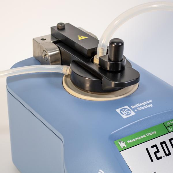 RFM300 Series macro flowcell UNF 28/nozzle