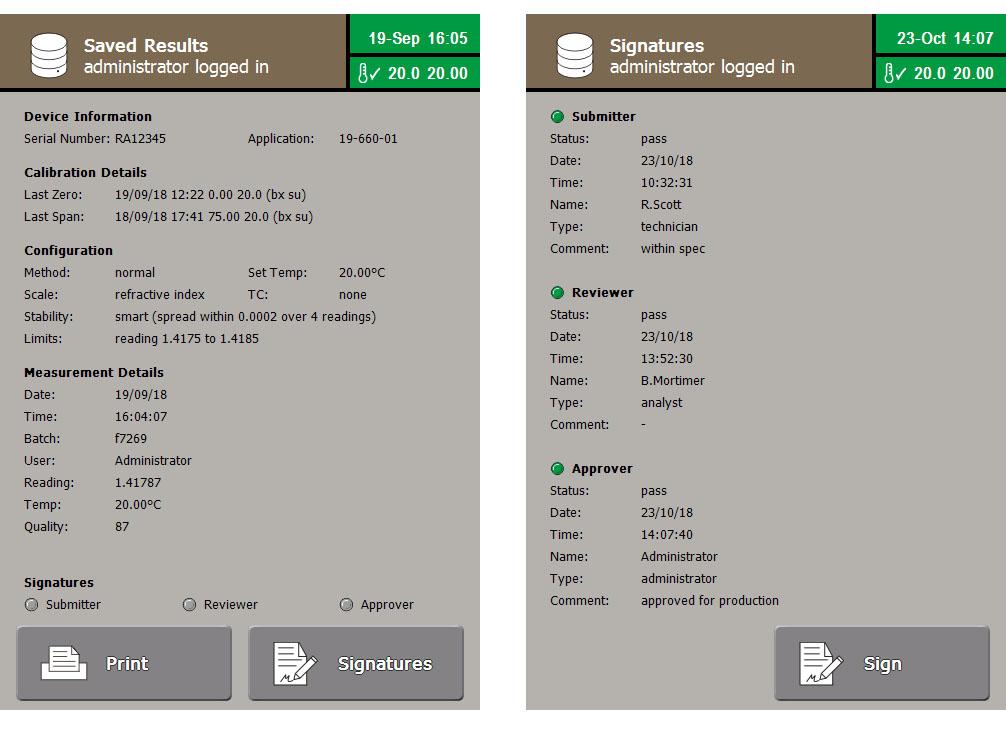RFM 900-T Screenshots